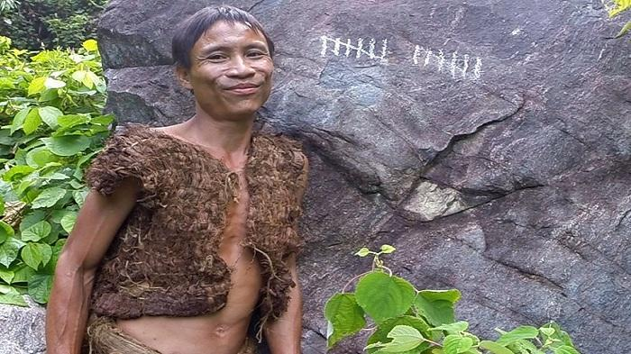Tarzan dari Vietnam yang Tak Kenal Sosok Perempuan