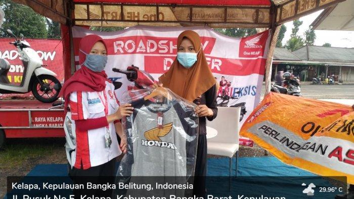 Honda TDM Kelapa – Roadshow di Terminal Kelapa