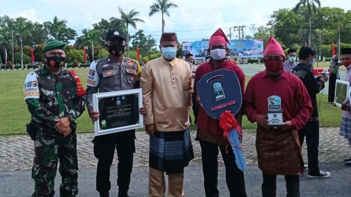 Sebanyak 11 Desa dan 3 Kelurahan Terima Penghargaan Kampung Tegep Mandiri