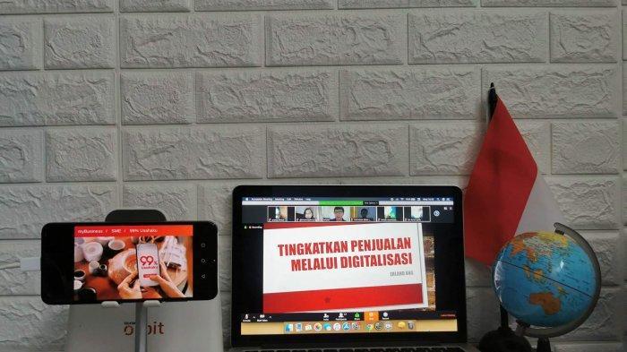 Telkomsel Maknai Hari UMKM Nasional, Gelar Webinar UMKM Movement di 12 Kota