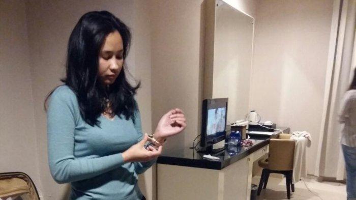 Ini Sosok Wanita Cantik yang Ditangkap Bersama Pilot di Hotel, Kabarnya Sudah Bersuami