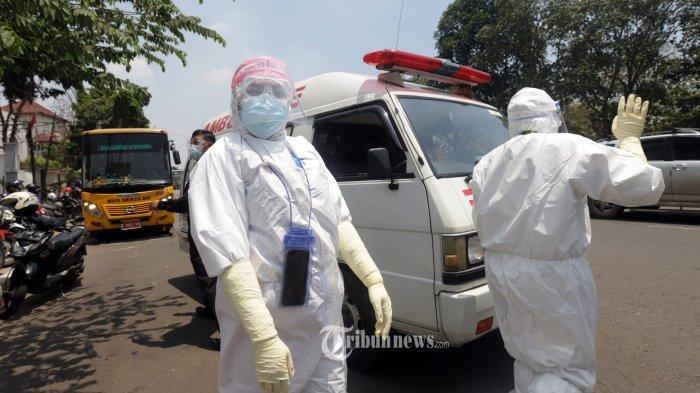 Ahli Epidemiologi Sebut Covid-19 di Indonesia Belum Capai Puncak Gelombang Pertama