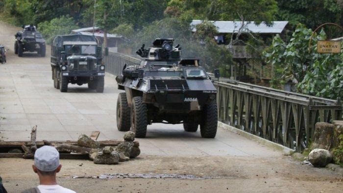 Militer Filipina Bunuh 11 Tentara Sendiri, Gara-gara Bomnya Salah Sasaran