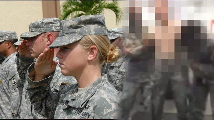 Ini Dia Yang Pertama Mengungkap Skandal Foto Telanjang Tentara Wanita Amerika