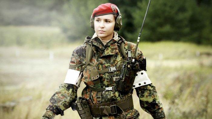 Begini Kemampuan Tentara Wanita Pasukan Khusus Spetsnaz Rusia yang Terkenal Brutal