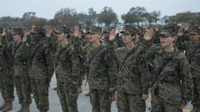 Akhirnya Skandal 'Hoes Hoin' soal Foto Syur Tentara Wanita Amerika, 55 Anggota Marinir AS Diadili