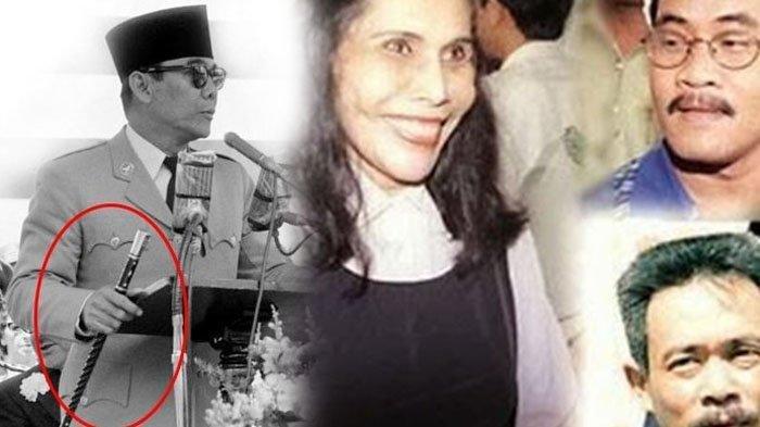 Demi Dapatkan Tongkat Soekarno, Politikus Ini TewasMenggenaskan di Tangan Paranormal, Ini Kisahnya