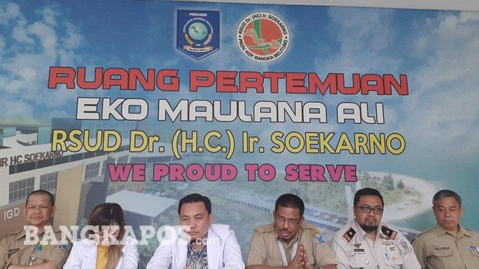 BREAKING NEWS: Warga Bangka Belitung Dicurigai Terinfeksi Corona, Pasien Alami Pneumonia