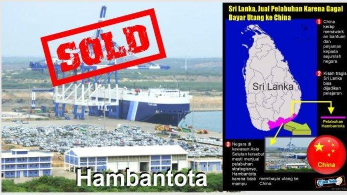 Menlu AS Sebut China Predator terkait Jeratan Utang hingga Pelabuhan Sri Lanka Disandera 99 Tahun