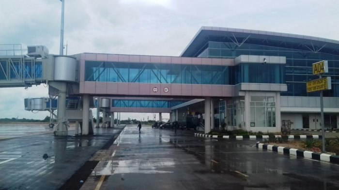 Pembangunan Terminal Baru Bandara Depati Amir Telan Dana Rp 300 Miliar
