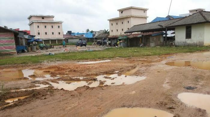 Tahun Depan Lapak Pedagang di Terminal Parittiga Akan Ditertibkan
