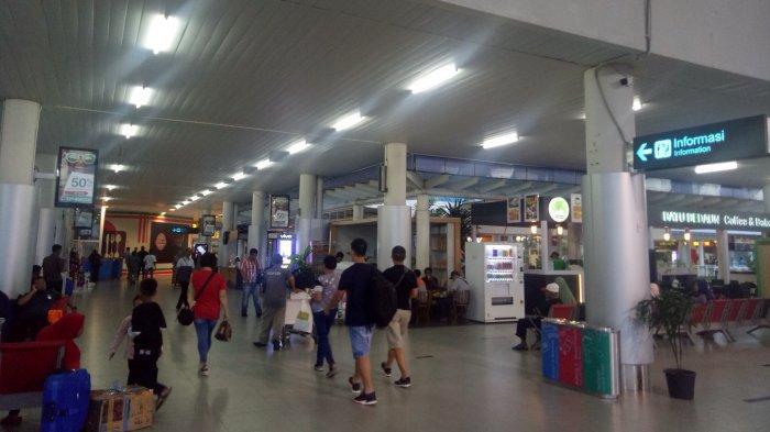 Bandara Depati Amir Dirikan Posko Angkutan Nataru