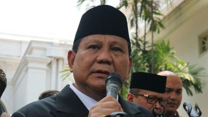 Elektabilitas Prabowo Subianto Tertinggi, Disusul Anies, Ganjar, Sandiaga, Ridwan Kamil, Ahok & AHY