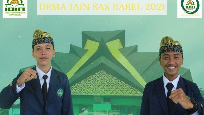 Yudi Dwiansyah S. dan Agung Fikriansyah Terpilih Sebagai Ketua dan Wakil Ketua DEMA Periode 2021
