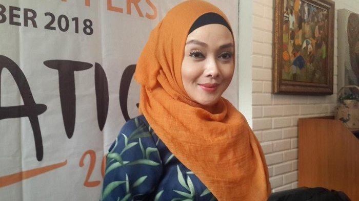 Terry Putri saat ditemui di kawasan Kebayoran Baru, Jakarta Selatan, Rabu (17/10/2018).