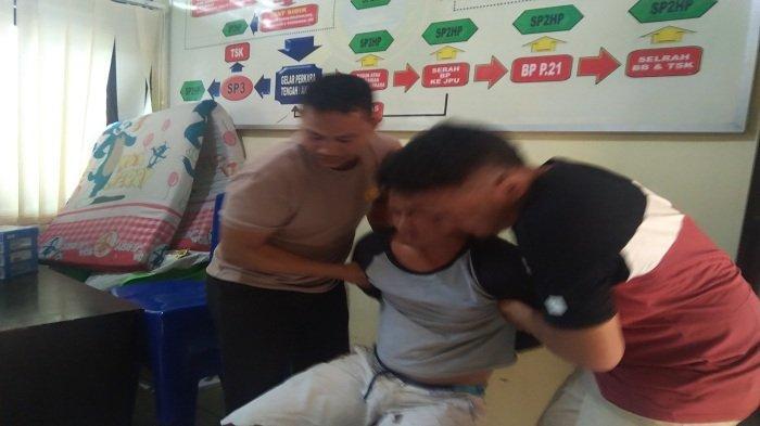 Polsek Sungailiat Limpahkan Kasus Sodomi, Kini Status Pelaku Jadi Tahanan Jaksa