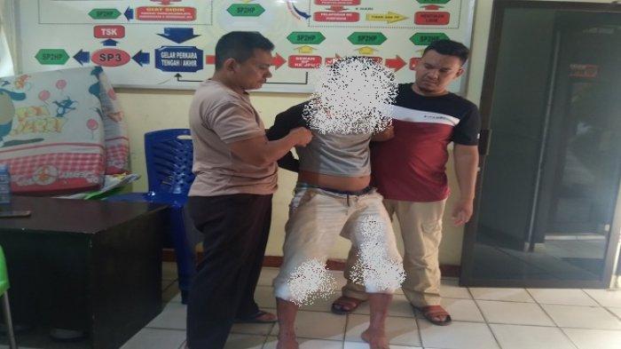 Pelaku Sodomi di Sungailiat Serang Polisi Saat Hendak Ditangkap, Begini Akhirnya
