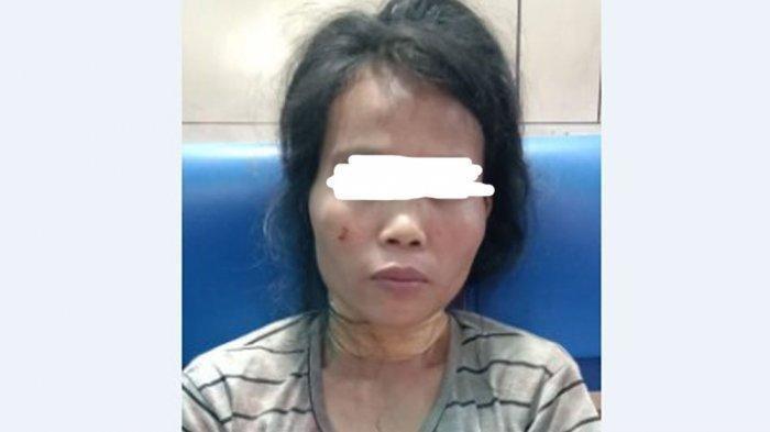 Teganya Marina, Tidur di Samping Anak-anaknya Setelah Membunuh Ketiga Buah Hati yang Masih Balita
