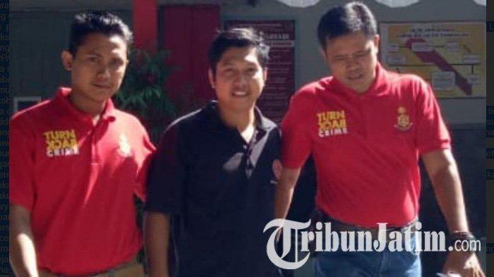 Mabuk, Pria Ini Hajar Anak, Istri dan Mertua, Ditangkap Polisi Pasang Aksi Begini