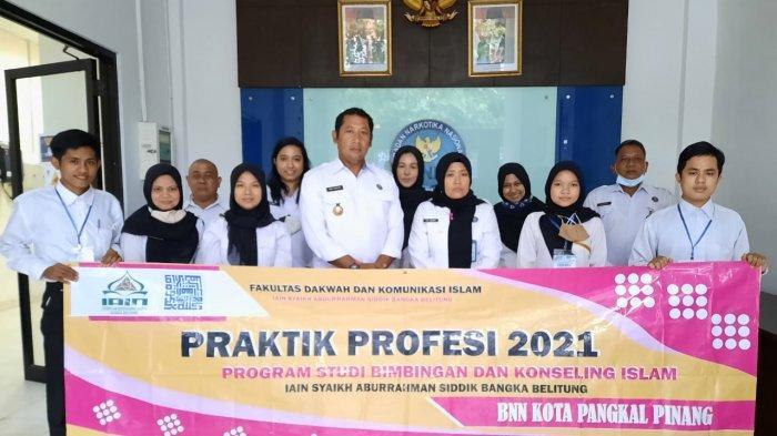 Fakultas Dakwah dan Komunikasi Islam IAIN SAS Babel Adakan Penarikan PPL Mahasiswa