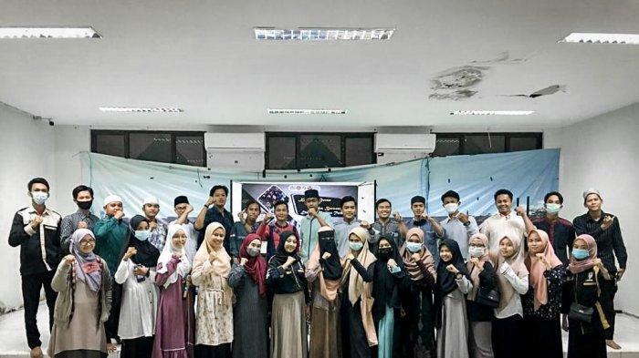 Khotmil Qur'an dan Buka Bersama Dema Fakultas Tarbiyah IAIN SAS Babel