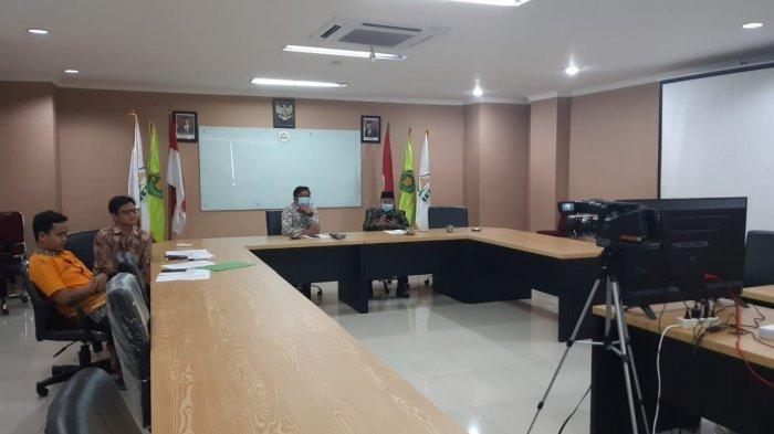 Rektor IAIN SAS Babel Tandatangani Kontrak Pembangunan Zona Integritas Menuju Wilayah Bebas Korupsi