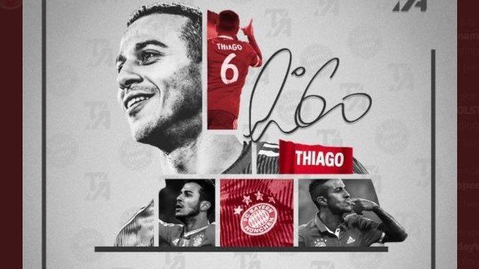 Besok Malam Chelsea Vs Liverpool, Baru Saja Diumumkan, Thiago Alcantara Bisa Debut