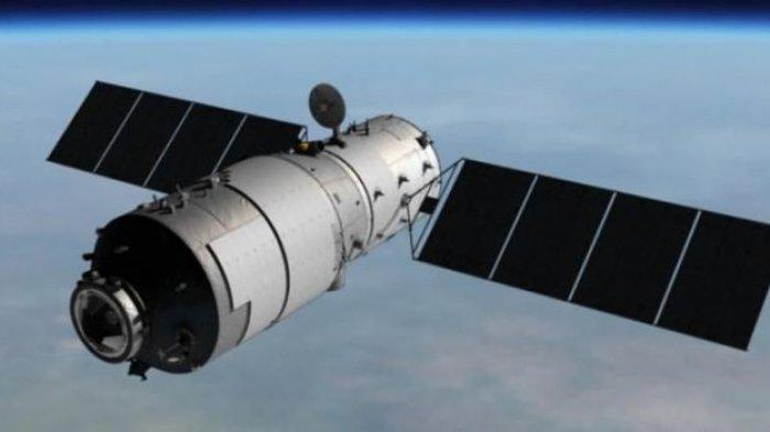 Waspada April Ini, Satelit Asal China Diperkirakan Akan Jatuh di 3 Kota di Indonesia