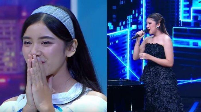 Jebolan Indonesian Idol Tiara Andini Cerita Perlakuan Nakes saat Vaksin, Disebut Menakut-nakuti