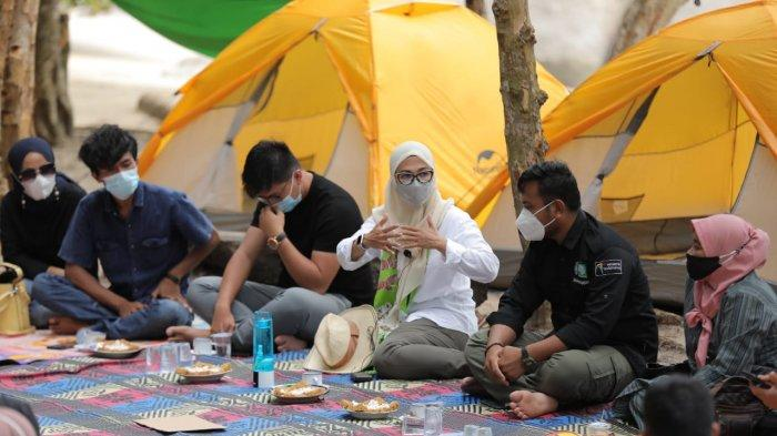 Melati Kagum Pokdarwis Desa Serdang Berhasil Sulap Pantai Tanjung Labun Jadi Destinasi Wisata