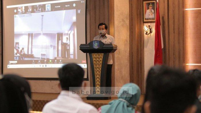Program Magang Pemprov Bangka Belitung Resmi Dibuka