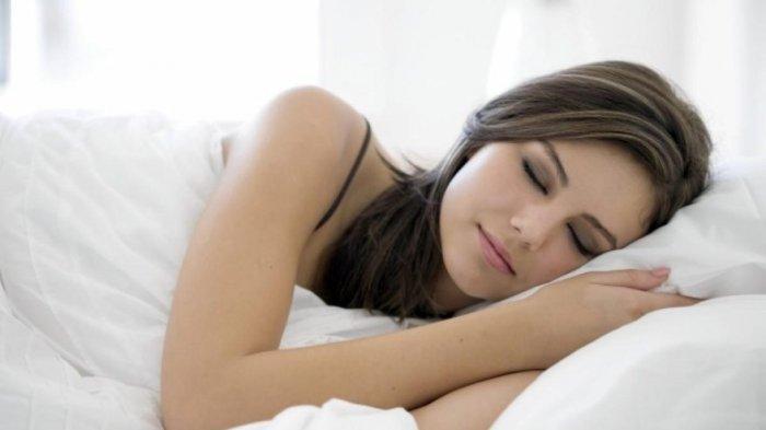 Wanita Ini Kerjaannya Cuma Tidur, Penghasilannya Puluhan Juta, Ribuan Penonton Tunggu Posisi Ini