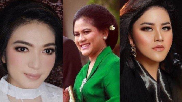 3 Bidadari Jokowi Berhijab, Iriana Paling Curi Perhatian, Bandingkan dengan Kahiyang & Selvi Ananda