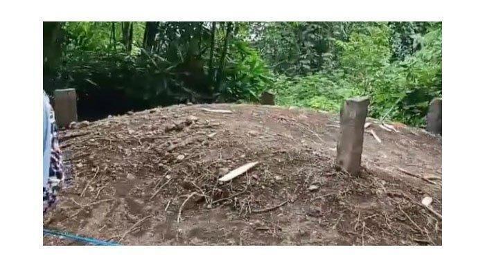 Fenomena Aneh, Tiga Makam Lama di Padang Pariaman Tiba-tiba Meninggi Hingga 1,5 Meter dan Viral