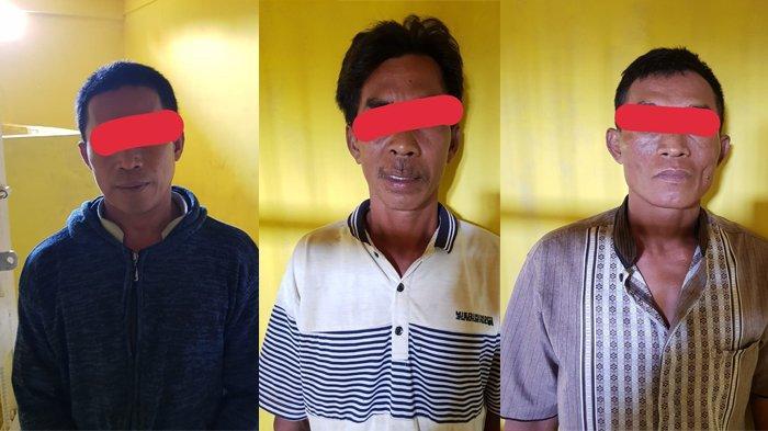Tiga Buruh Harian Diamankan Polisi karena Diduga Melakukan Pengeroyokan