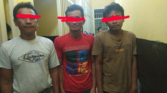 Tiga Pencuri Paralon Masih Mendekam di Kantor Polisi, Begini Nasib Mereka