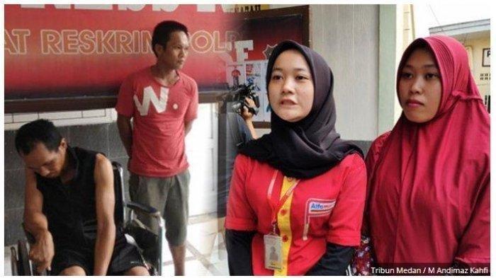 Viral Perampok Lucuti Pakaian Karyawati Minimarket Saat Beraksi, Sekarang Dibekuk Polisi