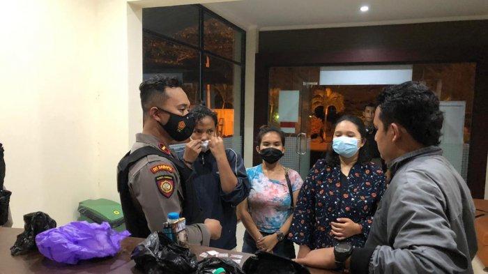 Polisi Sita Paket Diduga Sabu, Ternyata Isinya Pasta Gigi, Tiga Perempuan Muda Direhab