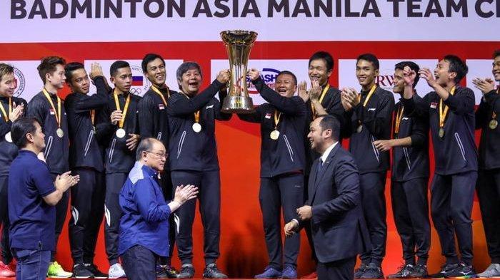 Sudah Saatnya Tim Bulu Tangkis Putra Indonesia Rebut Piala Tomas