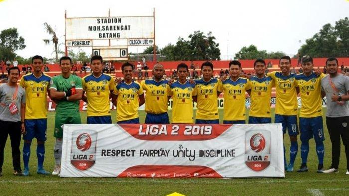 Jelang Liga 2 2020, Cilegon United Siapkan Tim Awal Februari
