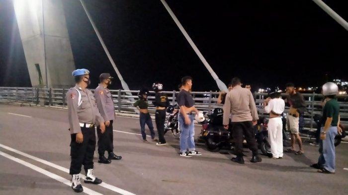 Patroli Gabungan TNI-Polri Antisipasi Aksi Terorisme di Kabupaten Bangka, Ini Hasilnya