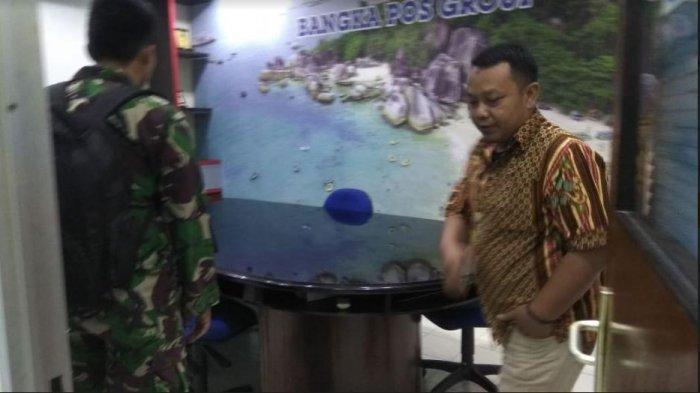 Presiden Jokowi Mau Datang, Tentara 'Periksa' Kantor Media Ini hingga Petugas PLN Matikan Genset