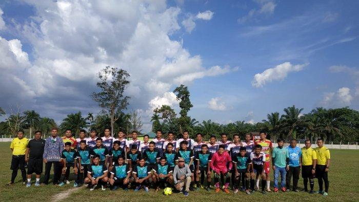 Hadapi Payung FC, Tim Lokal Babel Berhasil Melakukan Comeback