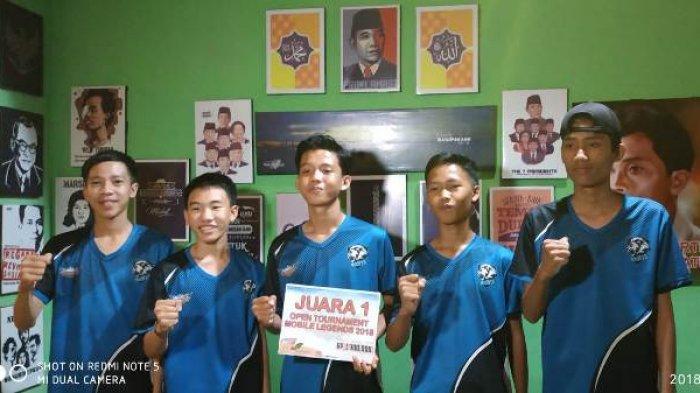 Might JR Juarai Open Turnamen Mobile Legends Toboali Gaming Center
