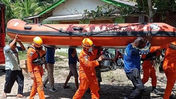 BREAKING NEWS Nelayan Tempilang Hilang Saat Pulang Melaut, Diduga Terjatuh dari Perahu