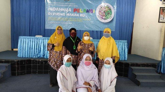 Tim PPDM Jurusan Gizi Poltekes Kemenkes Pangkalpinang Edukasi Stunting di Bukit Betung