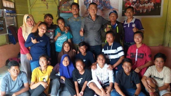 Hadapi PS Bengkulu dan Sumut, Tim Sepakbola Putri PS Babel Optimis Raih Tiket PON