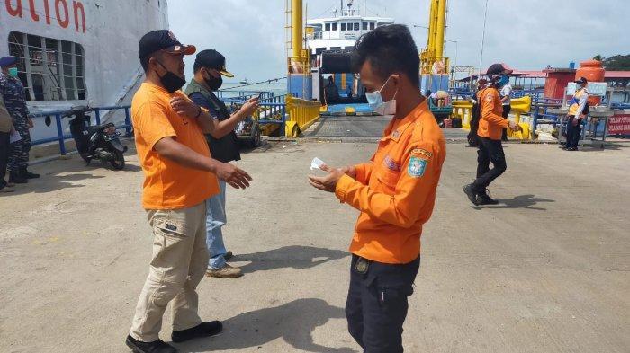 Update, Hasil Rapid Antigen Positif Covid-19, 11 Crew Kapal Conoco Philips Dijemput Petugas Gabungan