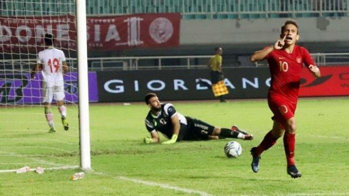 Nama-nama Pemain Timnas U-22 Indonesia vs Laos di SEA Games 2019, Live RCTI Pukul 15.00 WIB