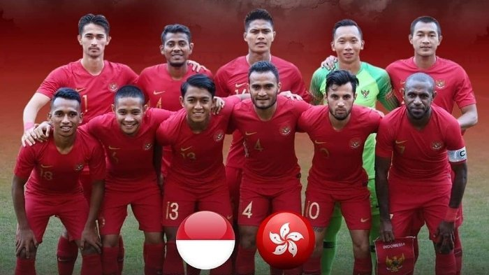 Link Laga Timnas Indonesia Vs Hongkong pukul 18.30 WIB, Bima Sakti Ingin Pemain Total Menyerang
